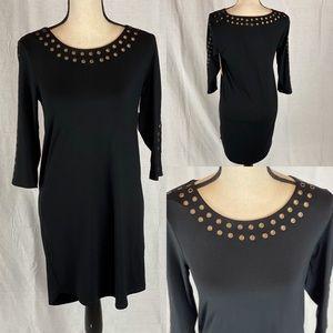 Rachel Roy Black Dress SZ S NWT